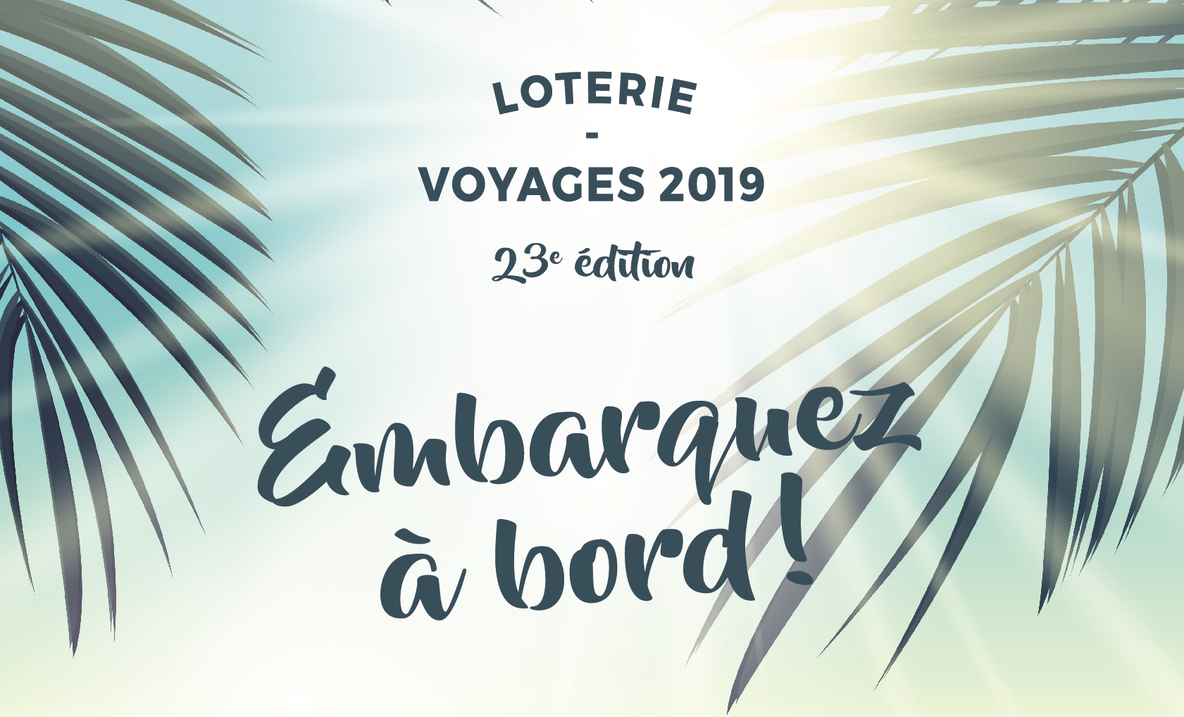 Loterie-Voyages 2019
